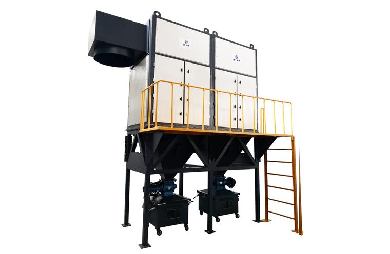 ZDX系列―脉冲反吹型中央集尘系统