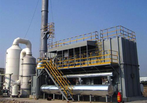 蓄热式催化燃烧RCO
