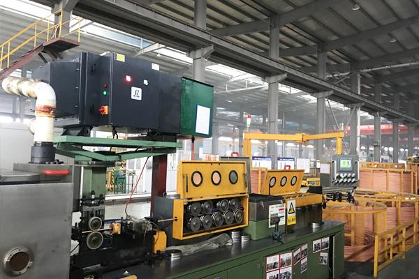 CNC机床油烟油雾项目案例