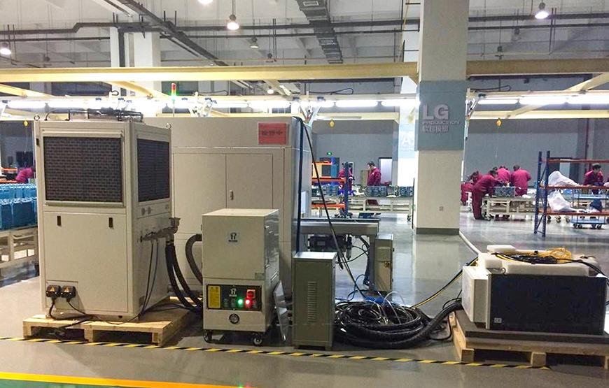 激光焊接处理案例