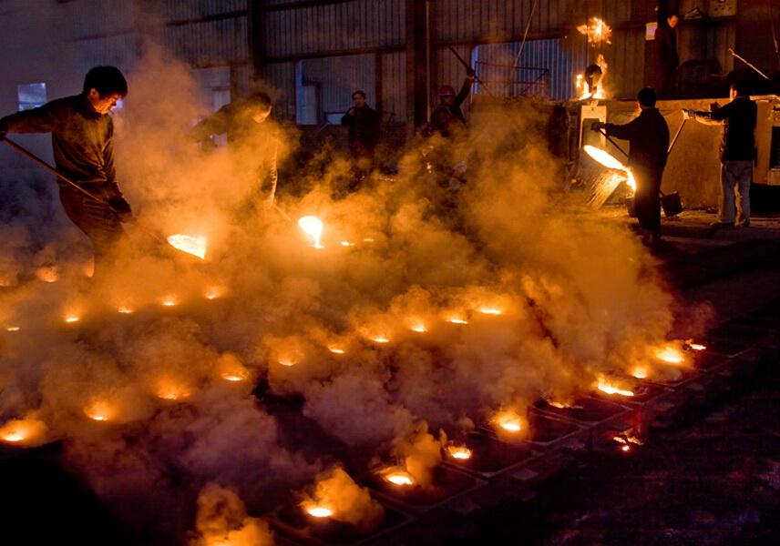 铸造厂烟尘废气该如何处理?