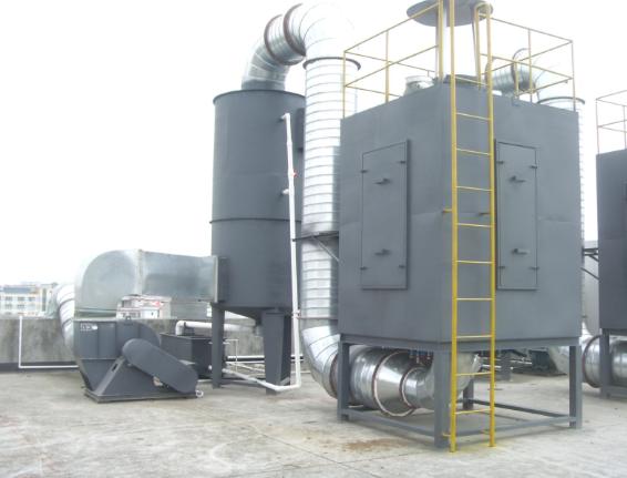 浅析汽修行业中的喷漆废气处理方法有哪些?