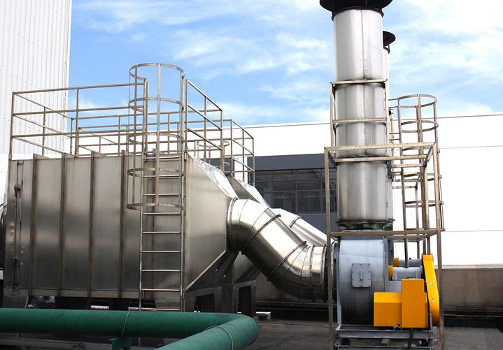 在日常我们该如何做好废气处理设备的维护工作