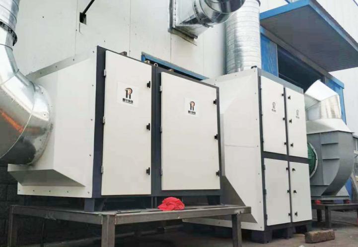 废气处理设备在哪些行业中使用得比较多?