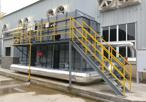 净化空气的甘道夫-光氧催化废气处理设备