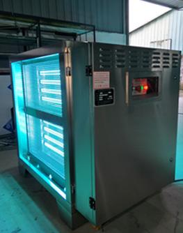 UV光解废气处理设备上马的多吗?选择怎样的企业购买?