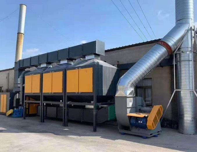 催化燃烧处理废气,它的优势是什么?