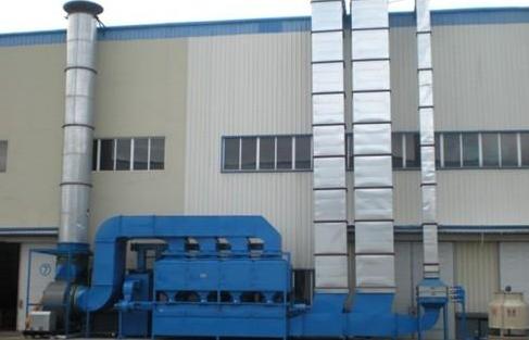 有机废气处理设备化学稳定性好,强度高广泛用于多种行业