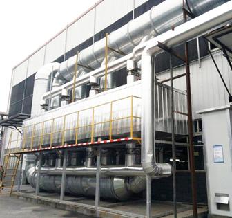 使用VOCS废气处理设备的目的是什么?应用领域有哪些?